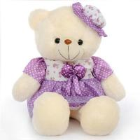 Quality Valentine's Day Toys Skirt Dressed Bear for sale