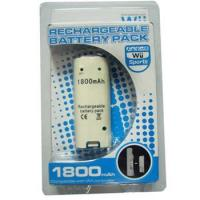 China Accessories for Wii Rechargeable Battery Pack for Wii remote on sale