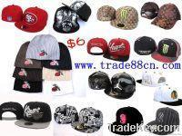 Quality Cheap New Snapback Hats, Baseball Caps for sale