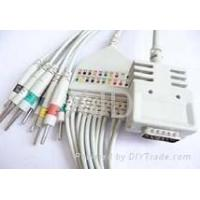 China Burdick ECG cable and leadwires on sale