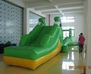 Quality inflatable obstacle slide[e-604] for sale