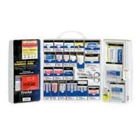 Quality 35+ Person, Business First Aid Cabinet / Wall mountable with out pain relief medication for sale