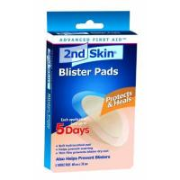China Spenco 2nd Skin Blister Pad, 5-Count on sale