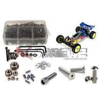 RC Screwz Screw Set: 22 Buggy RCZLOS062 for sale