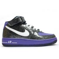 Quality Nike Air Force One Mid Persian Violet for sale