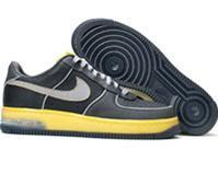 Nike Air Force One '07 Max Air (anthracite / light / zest) for sale
