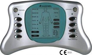 China Waist / Foot Pain relief Electronic Muscle Stimulator Tens Massager / Massagers