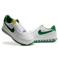 Buy cheap Mens Air Force 1 Air Cushion Sneaker Shoes In White Green from wholesalers
