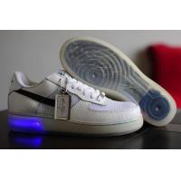 Buy cheap Mens Nike Air Force One Ventilate Low Cut Shoes In White from wholesalers
