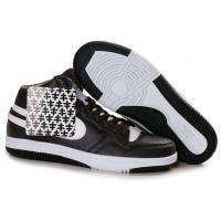 China Nike Air Force 1 High Brown White Mens Shoes on sale