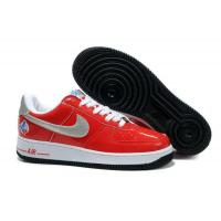 Nike Air Force 1 All-Star 2010 QS Varsity Red Metallic Silver White Black for sale