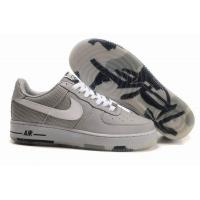 Nike Air Force 1 Low Premium Futura Nike Baseball Grey White Mens Shoes for sale