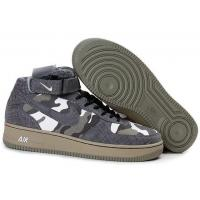 Nike Air Force 1 Low Premium Camouflage Color Mens Shoes for sale
