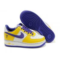 Nike Air Force 1 Low Kobe Bryant White Varsity Purple Maize for sale