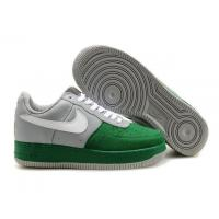 Nike Air Force 1 Low Grey Green Neutral Grey Mens Shoes for sale