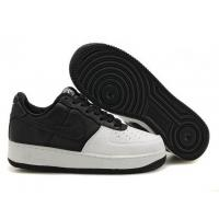 Nike Air Force 1 Low Black Black Neutral Grey Mens Shoes for sale