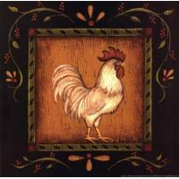 Quality Square Rooster Right - Kim Lewis for sale