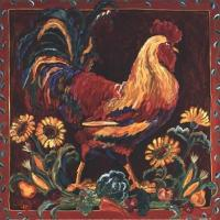 Quality Rooster Rustic - Suzanne Etienne for sale