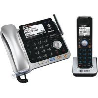 AT&T TL86109 DECT 6.0 2-line Corded/Cordless Phone w/Bluetooth