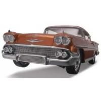 Quality RMX-2073 - 1/25 1958 Chevy Impala Car (2 in 1) for sale