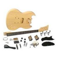 China Saga Do It Yourself SG Style SG-10 Electric Guitar Kit on sale