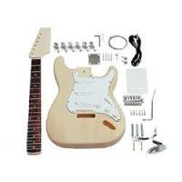 China Saga Do It Yourself S Style ST-10 Electric Guitar Kit on sale