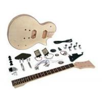 China Saga Do It Yourself LP Style LC-10 Electric Guitar Kit on sale