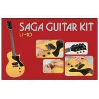 China Saga Do It Yourself LPJ Style LJ-10 Electric Guitar Kit on sale