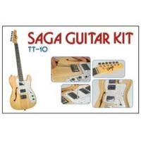 China Saga Do It Yourself TT-10 Thinline Electric Guitar Kit on sale