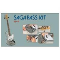 China Saga Do It Yourself JB-11 J Style 5-String Electric Bass Kit on sale