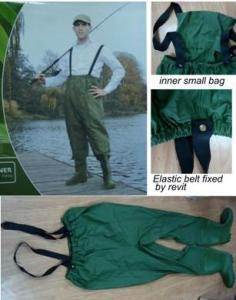 Buy FISHER JHK-8296 Waist-high fishing wader at wholesale prices