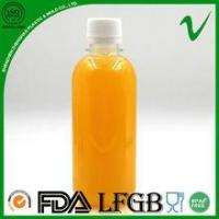 Quality clear wholesale good quality 250ml pet juice bottle for beverage packaging for sale