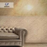 Quality Embossed tile artificial stone relief wall art for interior or exterior decoration for sale