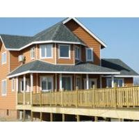 Quality laminated shingle Modular House double layer Roofing Tiles China Vendor for sale