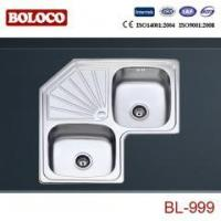 Quality welding kitchen sink BL-999 for sale