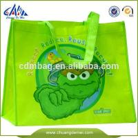 Quality eco green custom printed tote bags for sale