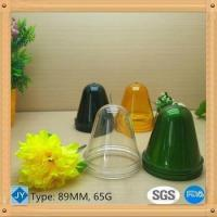 Quality 89mm 65g PET plastic preform bottle jar container low price for sale
