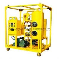Quality Series TYD Vacuum Oil and Water Separator for sale