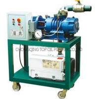Quality Series ZKCC vacuum pumping device for sale