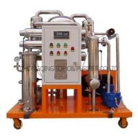Quality Series TYF Phosphate ester fire-resistant oil Purifier for sale