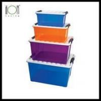 Quality Plastic Storage Boxes Price for sale