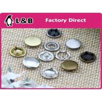 Quality wholesale metal snap button 11mm for sale