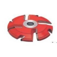 Buy Red Double face T.C.T panel raising carbide shaper cutters with finished sandblast at wholesale prices