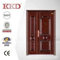 Quality Commercial series One and Half Iron Door KKD-310B for Entry Security for sale