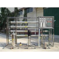 Reverse osmosis water treament