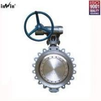Quality 150Lb 3inch Triple Offset Lug Type Bi-directional Metal-seated Butterfly Valve for sale