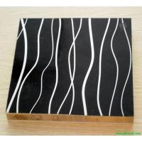 Buy cheap Acrylic laminated MDF board from wholesalers