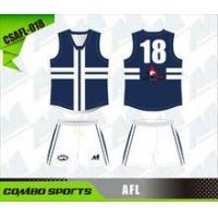 China Custom sublimation australian football jumper on sale