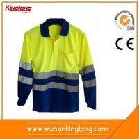 Shirt Austrailia Style High Visibility Long Sleeve Shirt