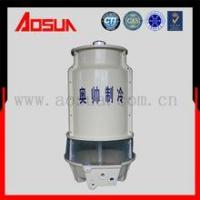 Quality Round counter-flow cooling tower AOSUA 8Ton FRP Cooling Tower for sale